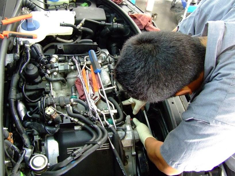 German Trained Auto Mechanic
