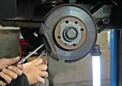Anti-lock Brake System (ABS)
